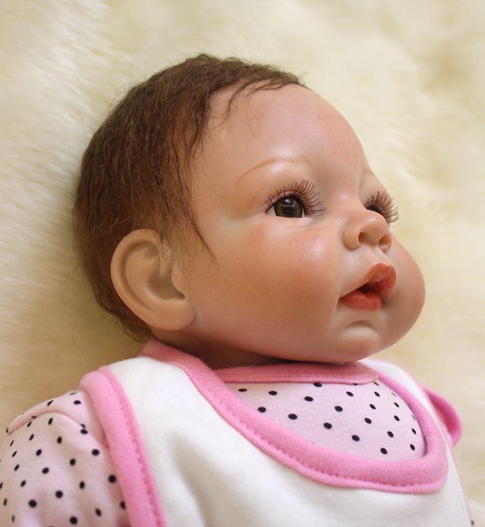 2017 cheap real vinyl reborn baby dolls for sale | eBay