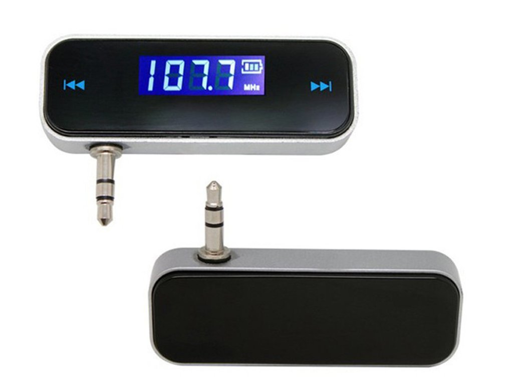 fm transmitter kfz pkw lkw auto radio f r mp3 player 3 5mm. Black Bedroom Furniture Sets. Home Design Ideas