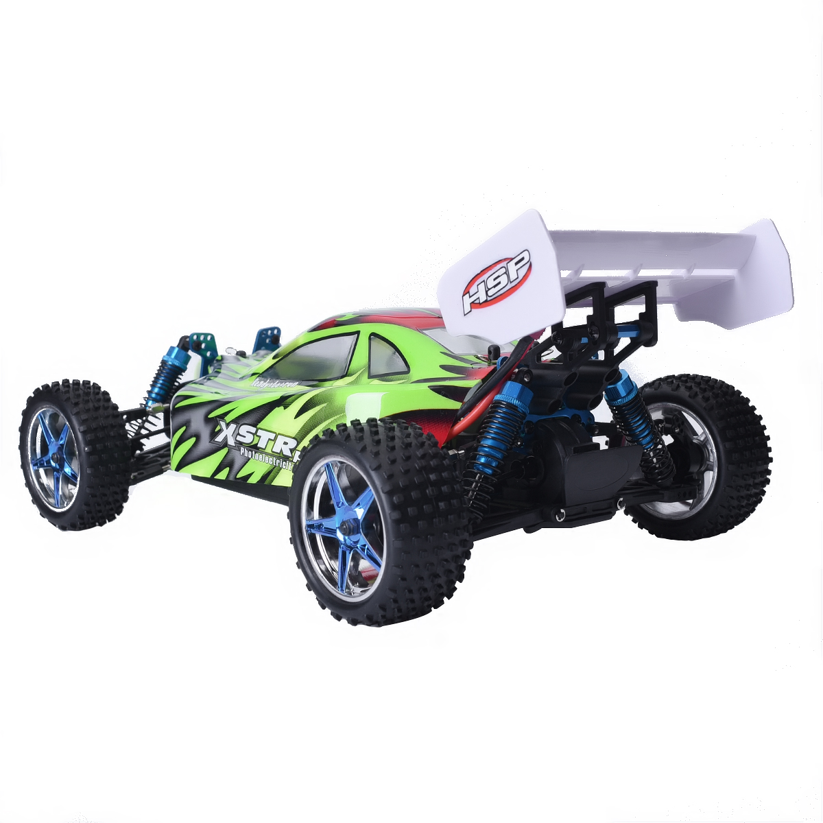Hsp 1 10 Rc Car 4wd Buggy Electric Brushless Motor Off