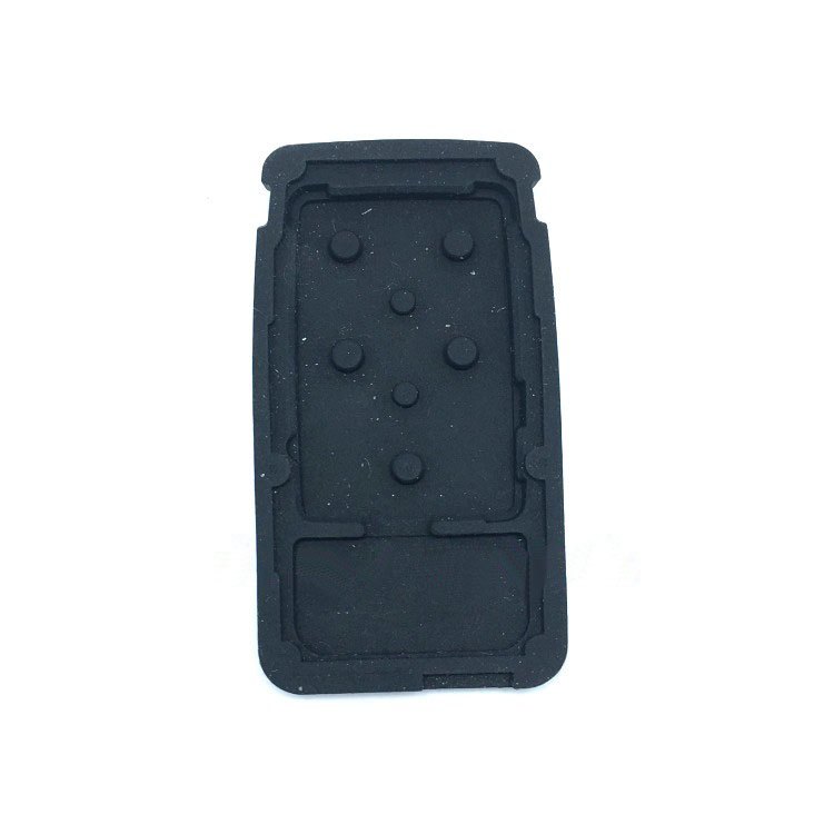 Volvo Key Replacement Cost: Car Remote Key FOB 5 Button Rubber Pad Replacement For