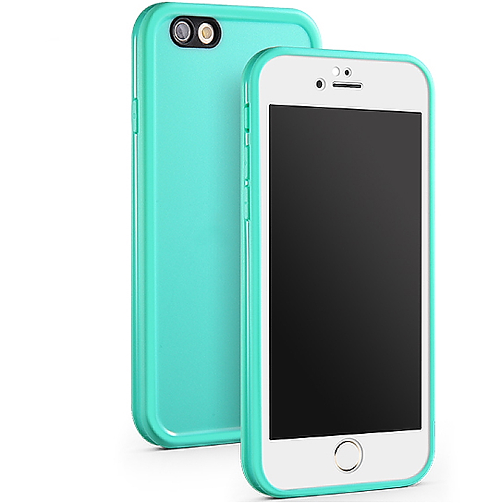 Etui housse coque etanche waterproof antichocs silicone for Housse etanche iphone