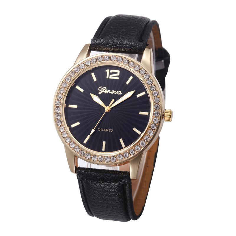 s geneva luxury white leather