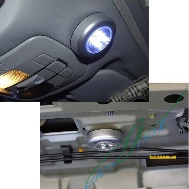 Stick Up Light Bulb Wireless Cordless Battery Operated Night Wall Lamp TRE eBay