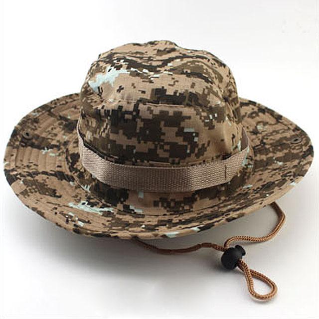 Bucket Hat Boonie Hunting Outdoor Wide Brim Camo Sun Men ... - photo #8
