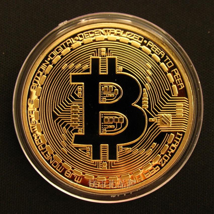 Eerste Bitcoin ooit betaling verstuurd 'vanuit' de ruimte