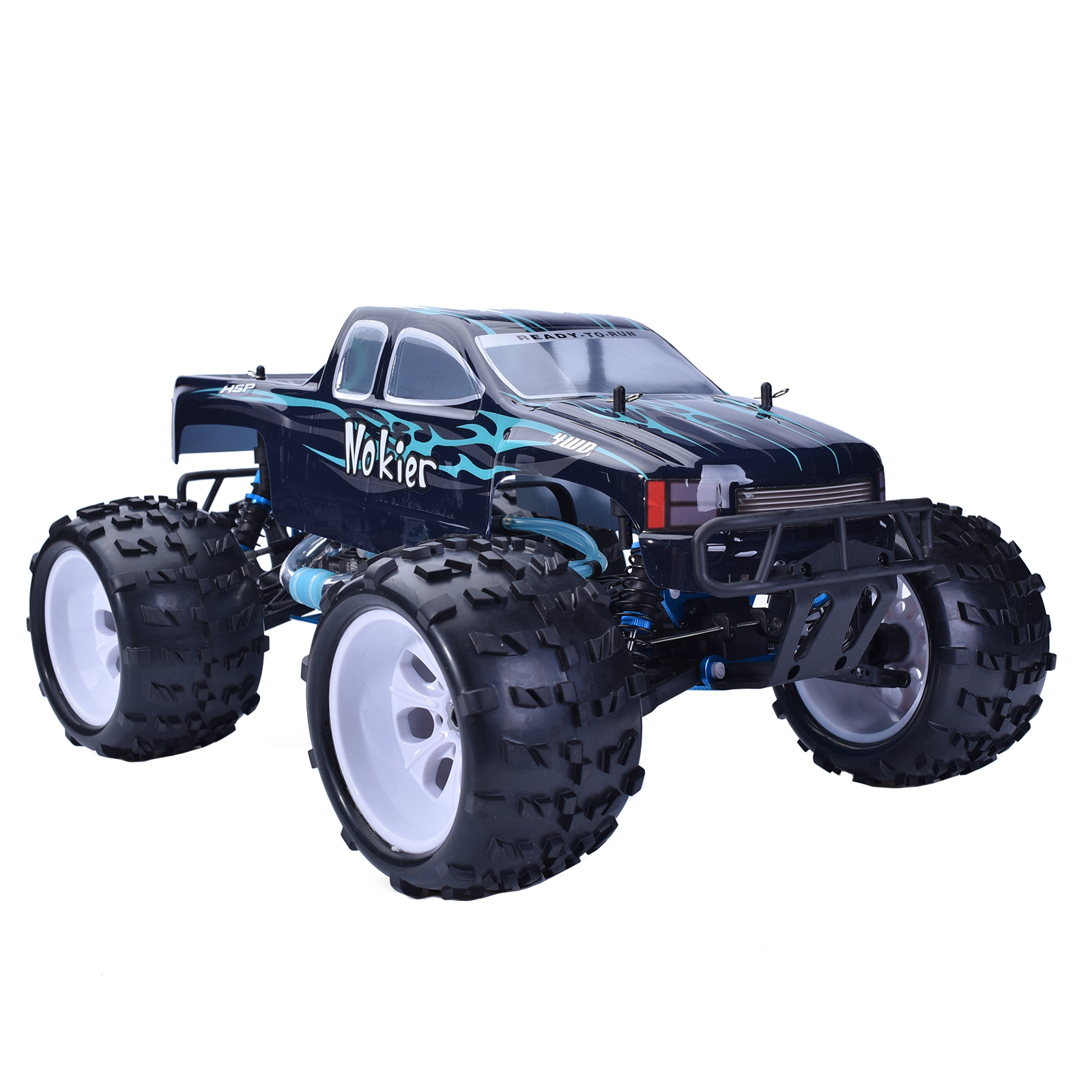 Best Rc Truck 4x4 : Hsp rtr ghz nitro speed rc car off road