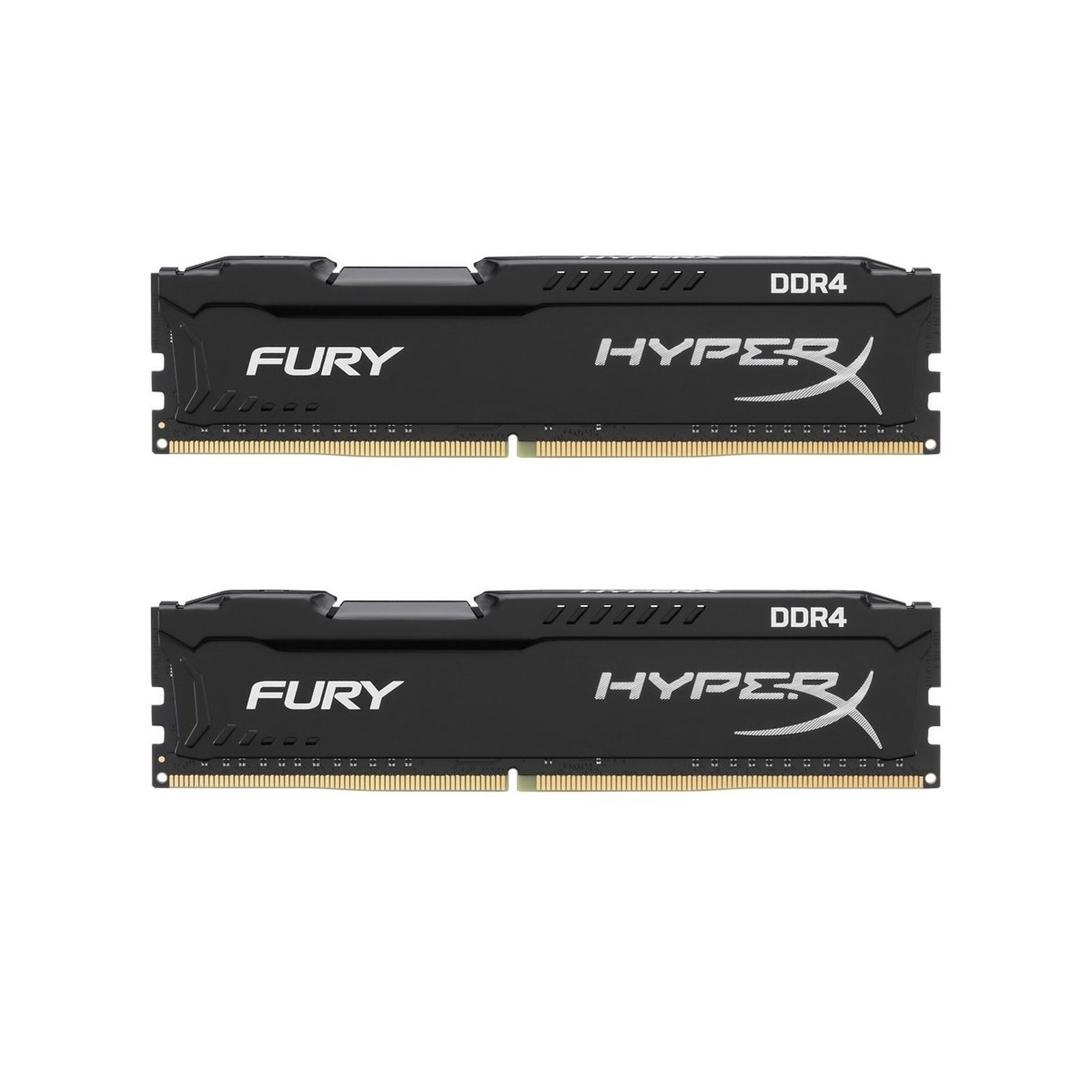 16GB//32GB//64GB 2666MHz Desktop DDR4 For Kingston HyperX FURY CL16 1.2V DIMM RHN