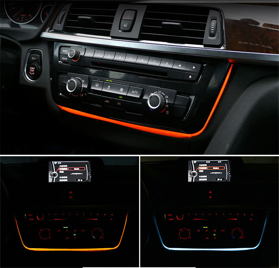 LED Ambient Lights For BMW F30 / F31 Interior Door Panel