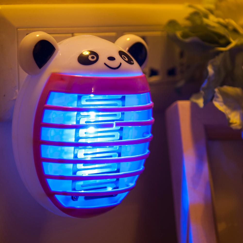 Flexible Mosquito Killer Lamp Pest Repeller USB LED Light Night Light