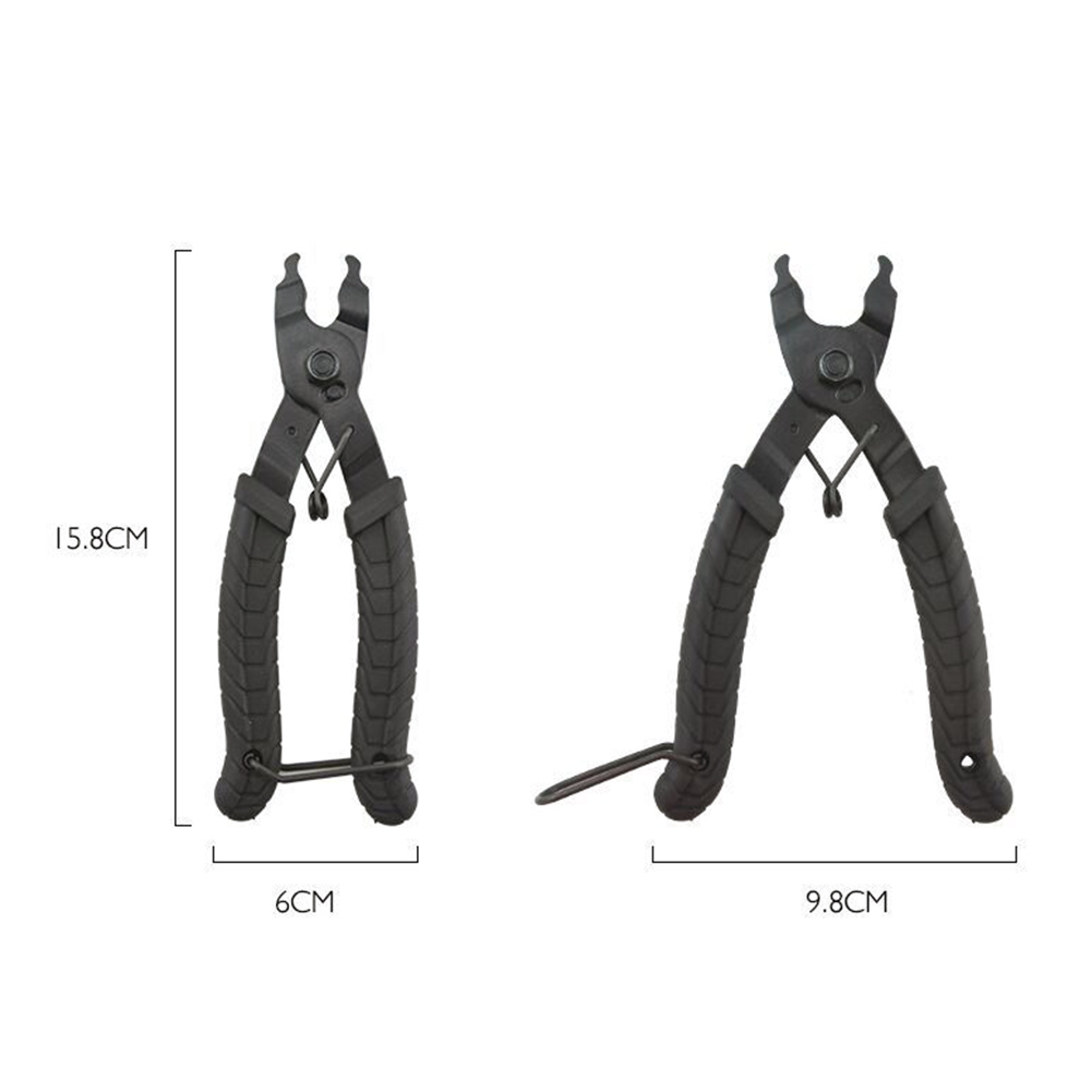 Bike Bicycle Chain Quick Release Buckle Pliers Repair Tool Link Plier GG