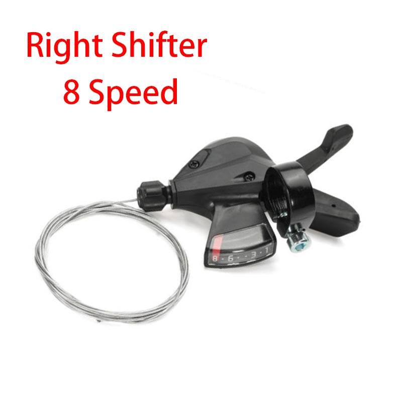 3x8 Speed Shift Lever Shifter Bike Accessory for Shimano Altus SL-M310 Brand New