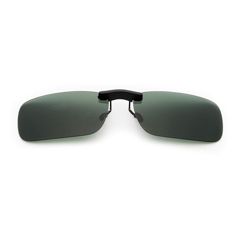 8a26017a91f Product Description. Polarized Sunglasses UV400 Driving Day Night Vision  Lens UV400 Clip On Glasses