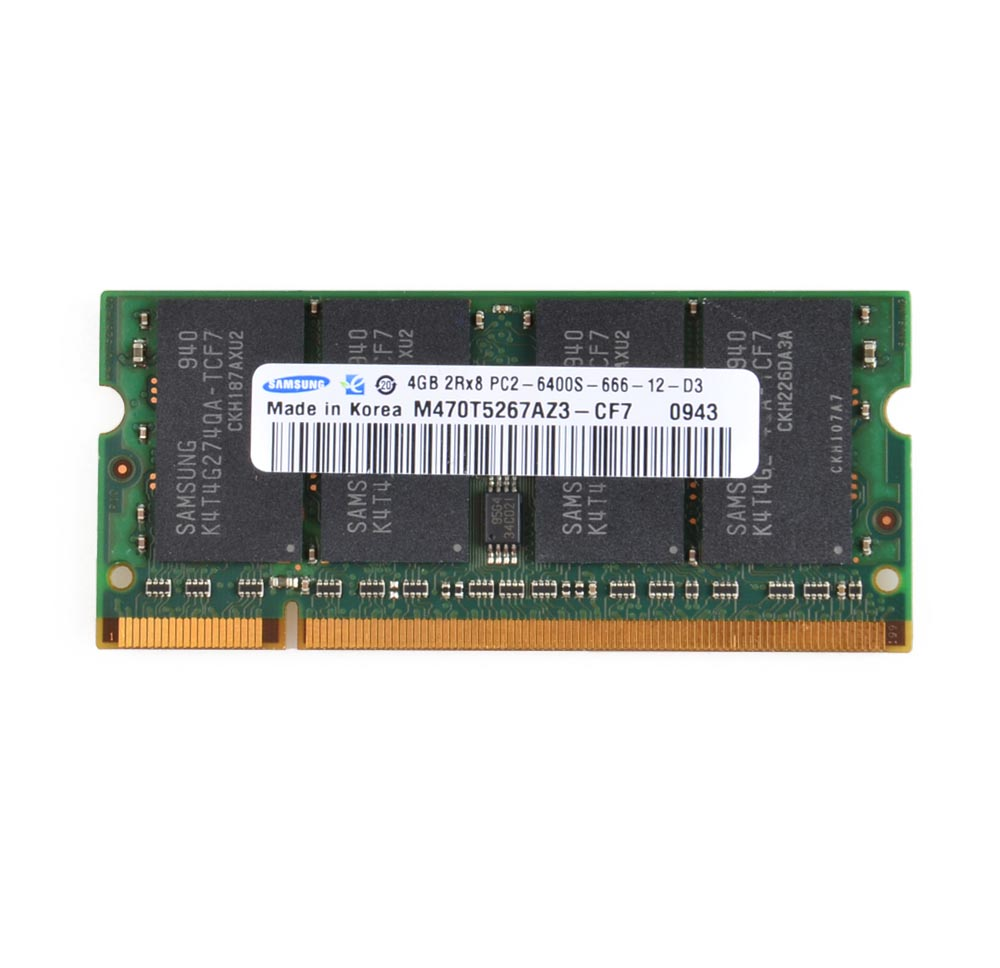 NEW 1GB DDR2 2RX8 PC2-6400S 800MHz 200PIN 1.8V SODIMM For Laptop Memory RAM
