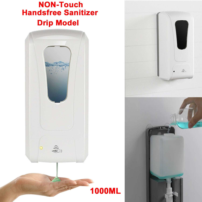 1000ML Automatic Infrared Sensor Hand-Free Touchless Sprayer Foam Soap Dispenser