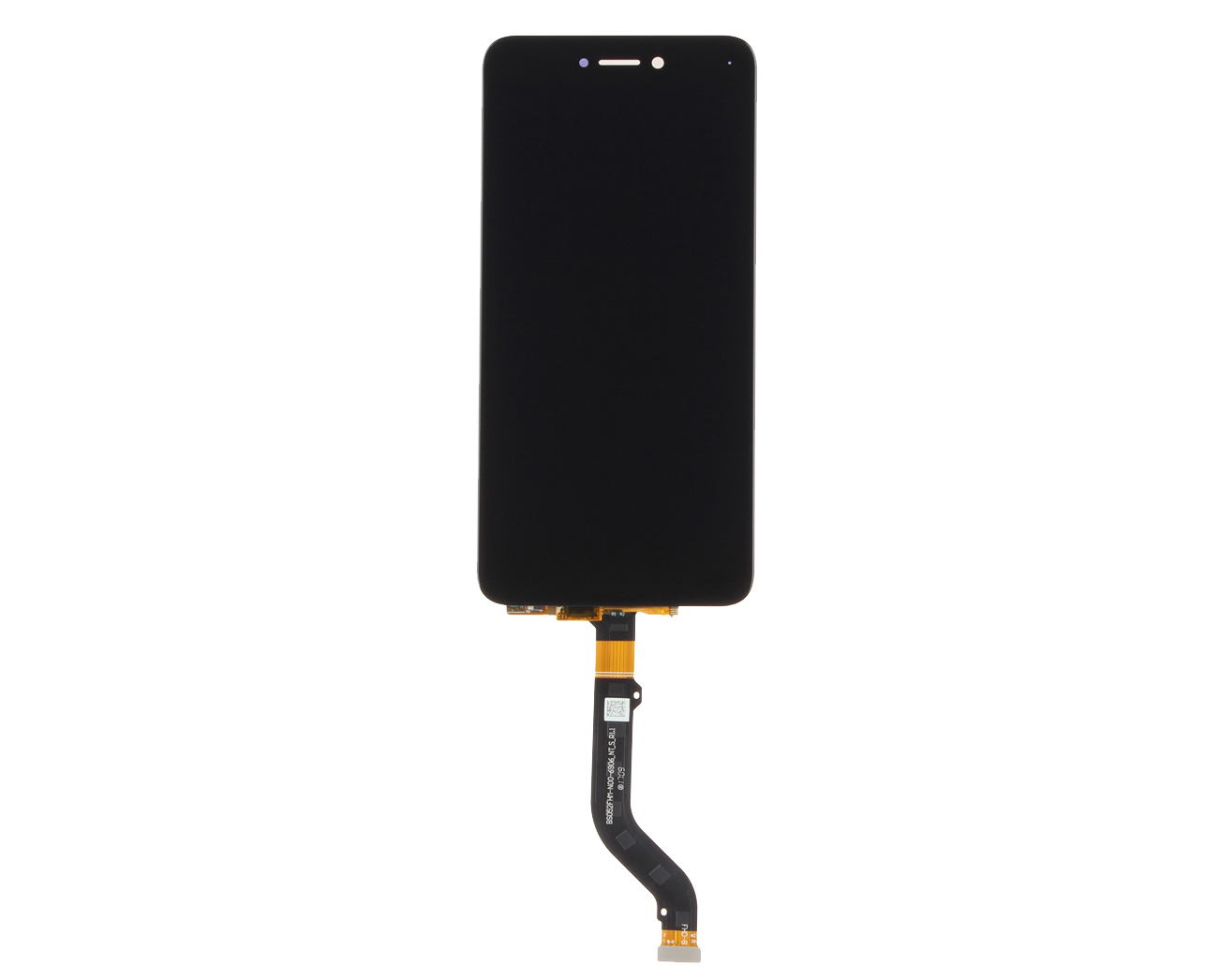 2017 Black LCD Screen Mobile Phone and Digitizer Full Assembly with Frame for Huawei P8 Lite Color : Black
