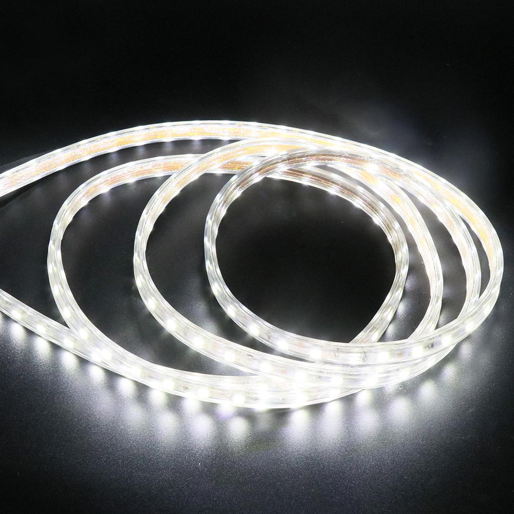 LED Strip 220V 240V IP65 Waterproof 5050 SMD Rope Garden