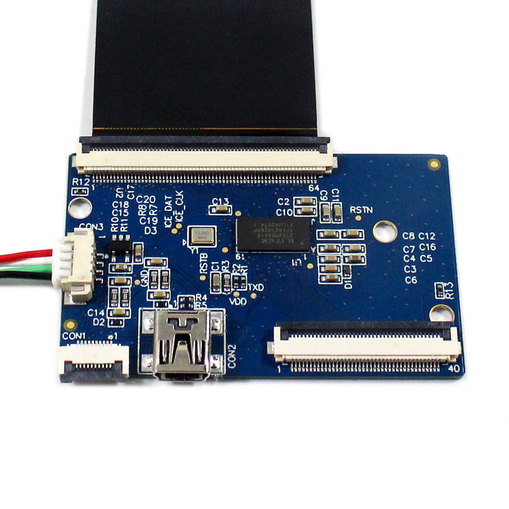 "HDMI VGA 2AV LCD Controller Board 10.1/"" B101EW05 LP101WX1 1280x800 Touch LCD"