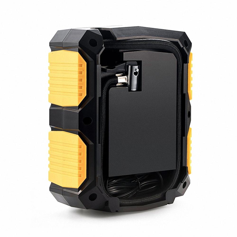 12v luftpumpe auto reifen druckluft kompressor kfz adapter 150psi led tragbar ebay. Black Bedroom Furniture Sets. Home Design Ideas