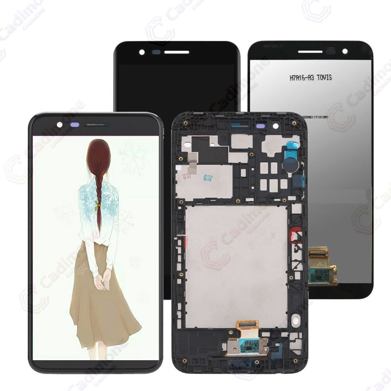 Details about QC For LG Phoenix Plus / K11 Prime 2018 X410 LCD Display  Touch Screen Frame RHN2