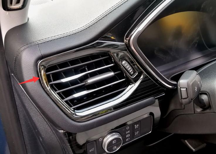 For Ford Escape Kuga 2020-2021 Black Titanium Console L&R ...
