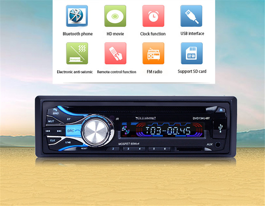 Großhandel Indash Auto Dvd Mp3 Player Bluetooth Radio Usb Von ...