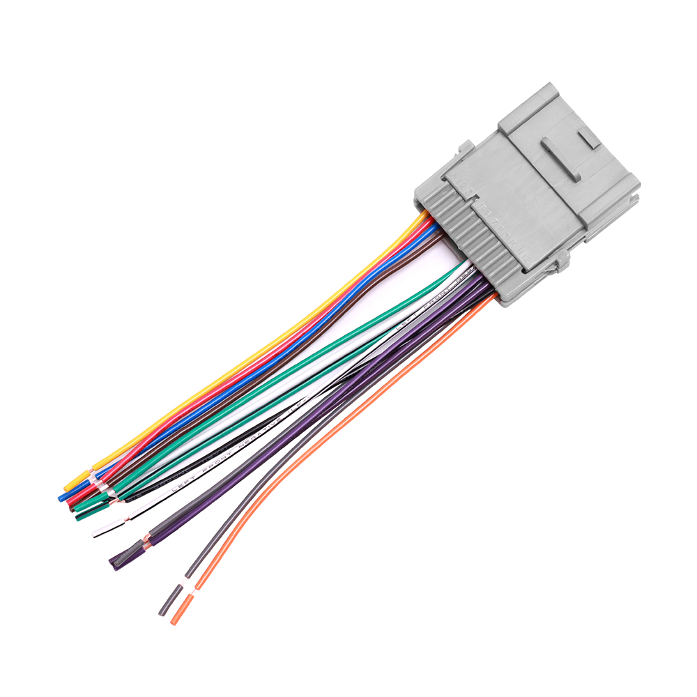 Antenna Connector U002618pin Radio Wiring Harness For 2000