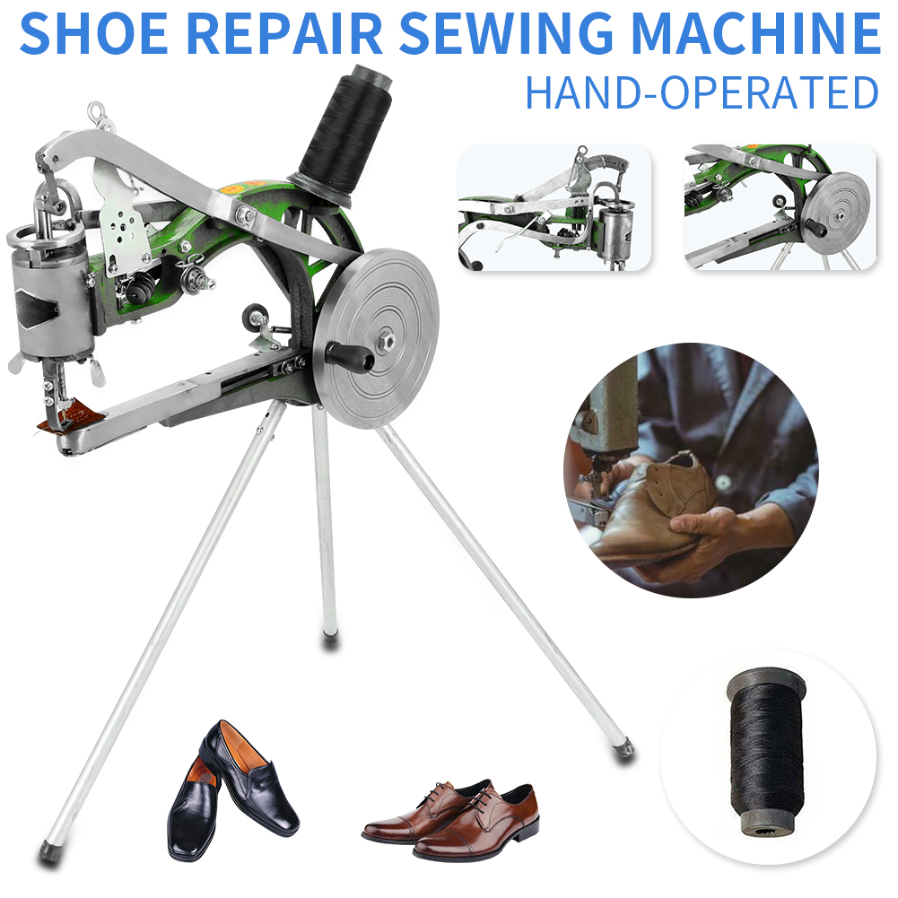 Light Equipment & Tools Manual Shoe Making Sewing Machine Shoes ...