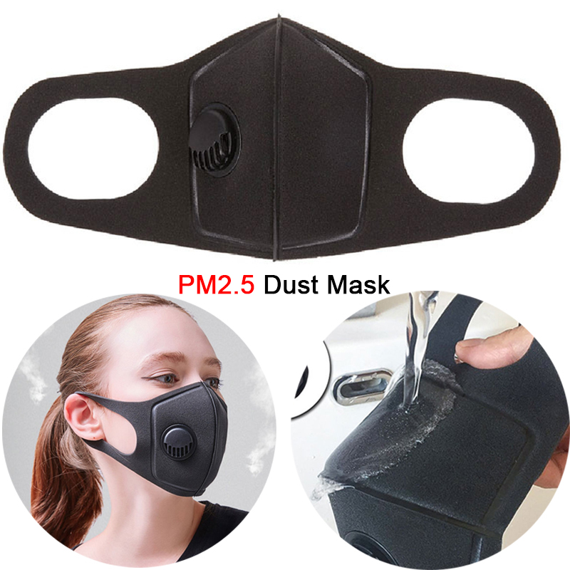 dust mask anti pollution respirator pm2.5