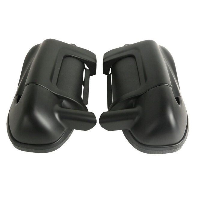 Hard-Working Lower Vented Fairing Glove Box For Harley Motorcycle Road King Electra Tour Street Glide 1983-2013 Automobiles & Motorcycles