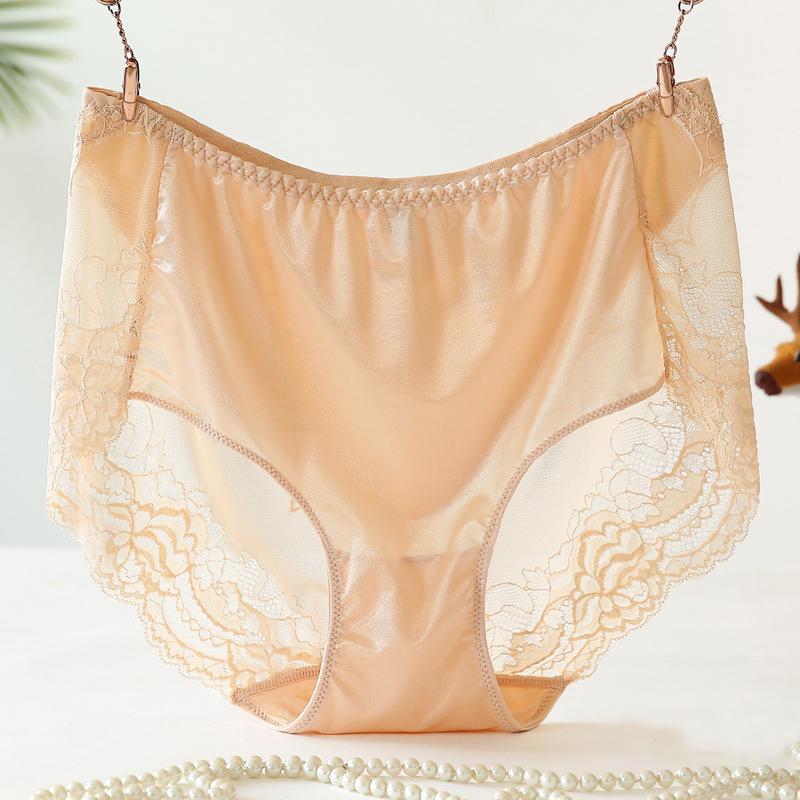 60-150kg Women/'s Silky Plus Size Briefs Panties Knickers Underwear 3XL-6XL P79