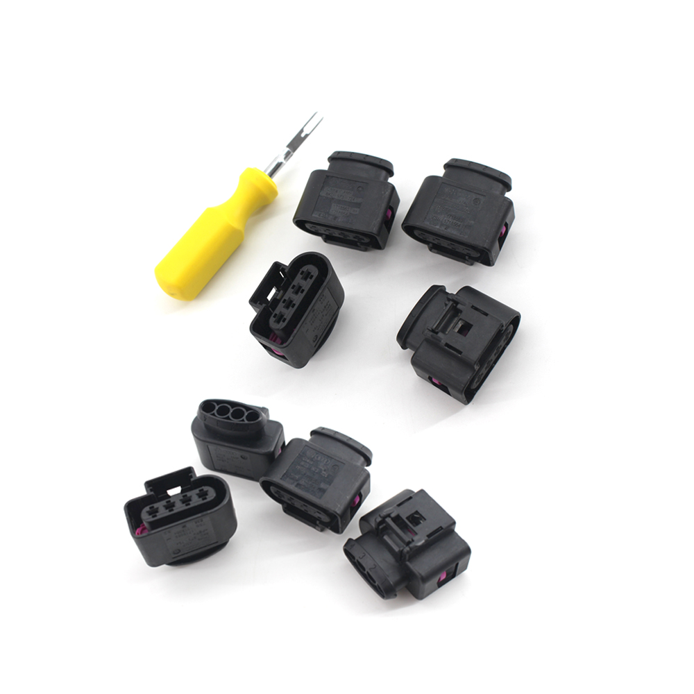 Details about 8X Ignition Coil Connector Repair Kit + 0 3CM Take-up Tool  for Audi VW 8K0973724