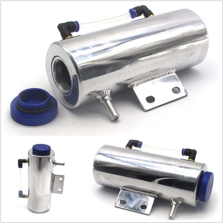 Car 0.5L Overflow Catch Tank Radiator Coolant Tank Bottle Header Reservoir Can