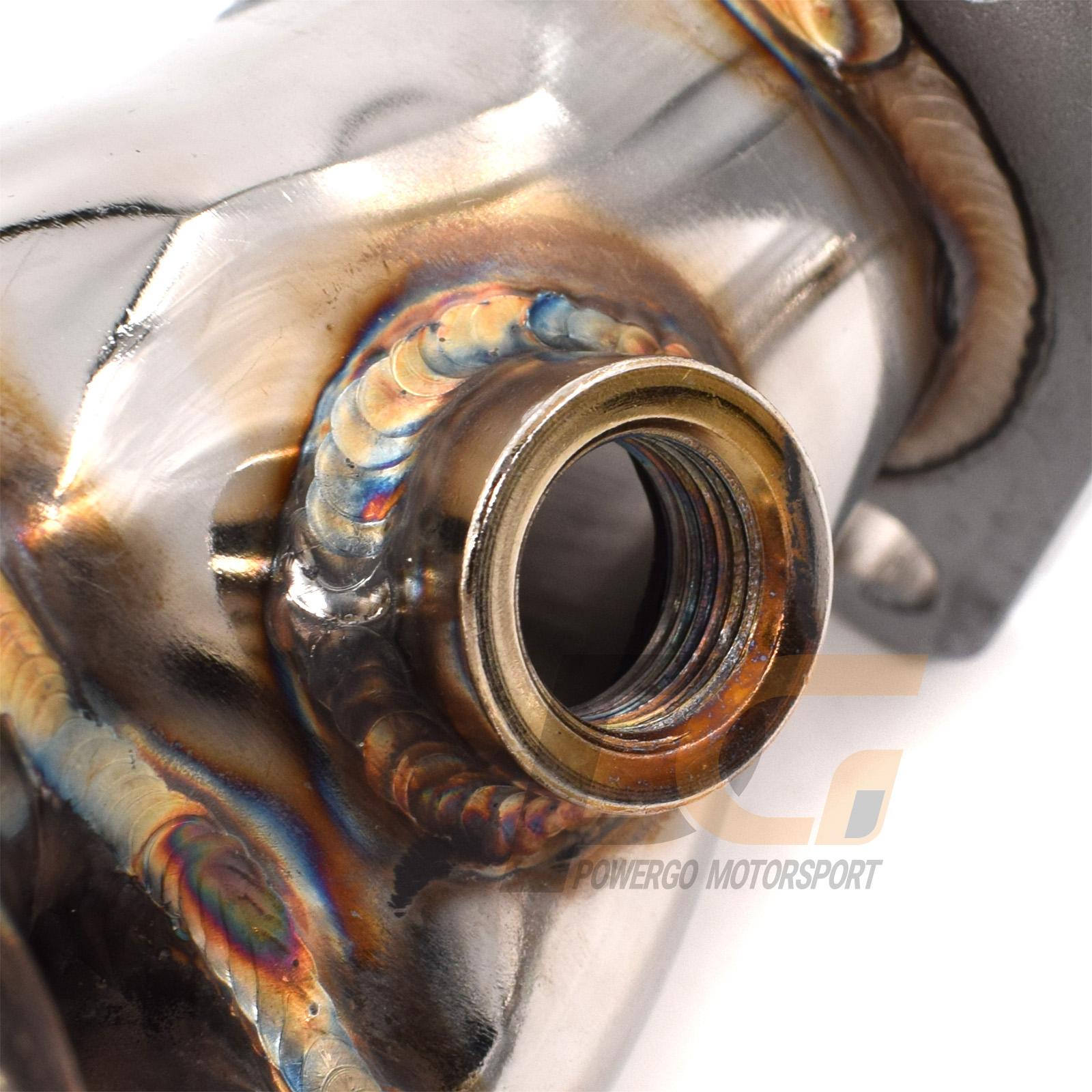 Equal Length Headers Exhaust Manifold for BMW E36 325i 323i 328i ...