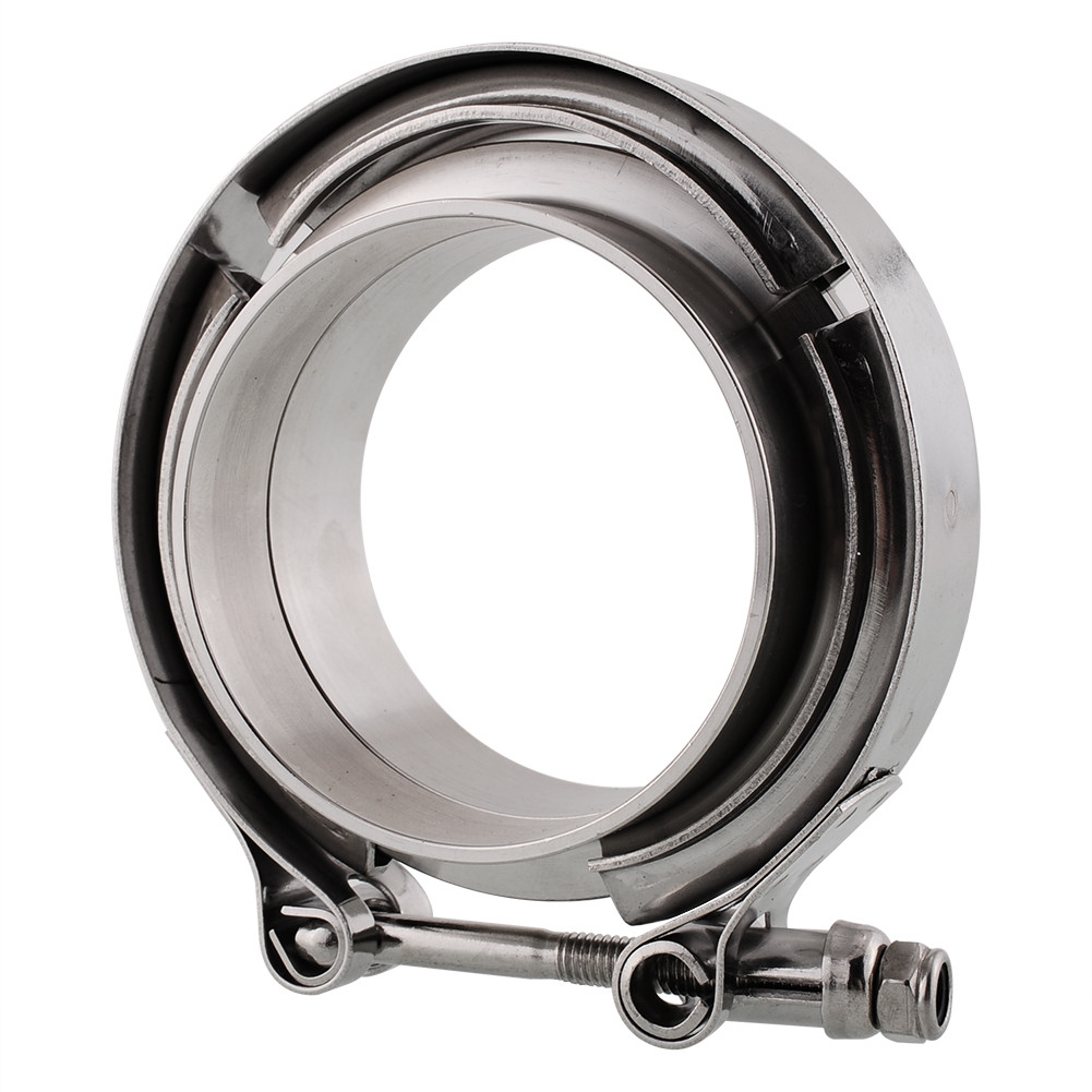 3 inch Stainless Steel 304 V-Band Clamp Flange for Turbo ...