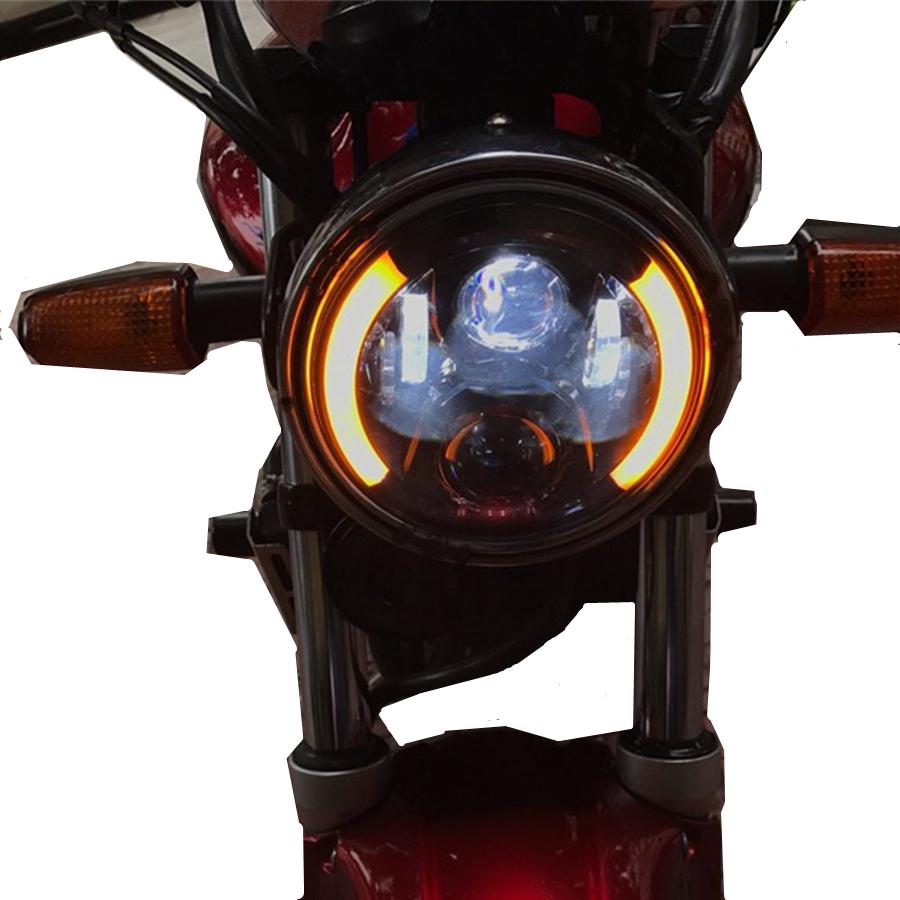 angel eye led h4 h13 blinker hauptscheinwerfer abblend. Black Bedroom Furniture Sets. Home Design Ideas