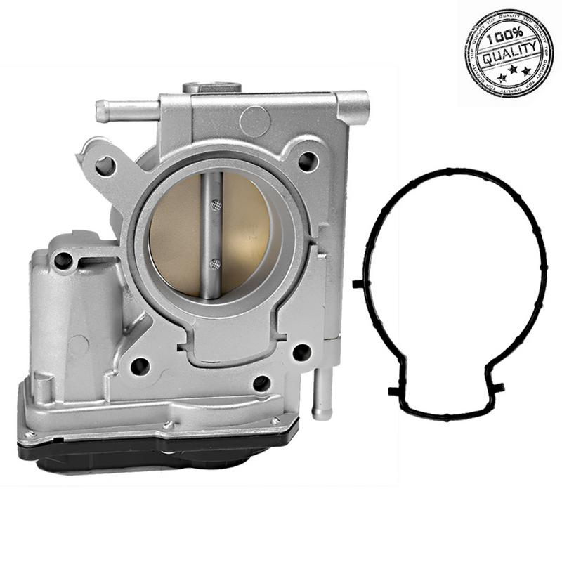 4 Cylinder Air Supply Throttle Body For Mazda 3// 5// 6 2.0L 2.3L L321-13-640G