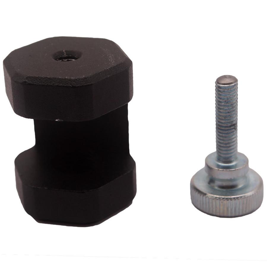 1 x 14mm Engine Spark Plug Gap Tool Gapping Sparkplug Caliper Black CNC Aluminum