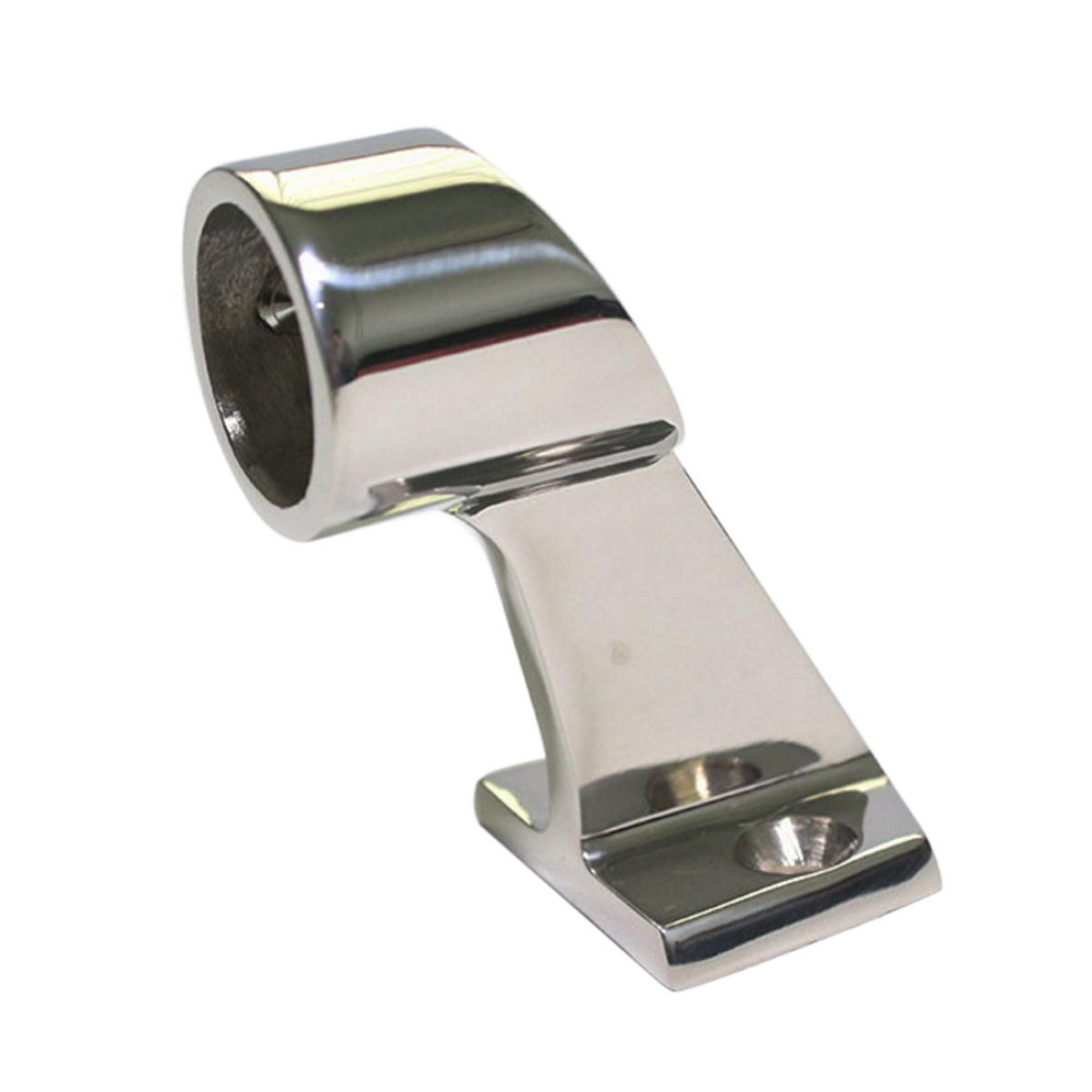 """2PCS 316 Stainless Steel Marine Boat Stanchion 60° Hand Rail Fitting 7//8/""""  22mm"""