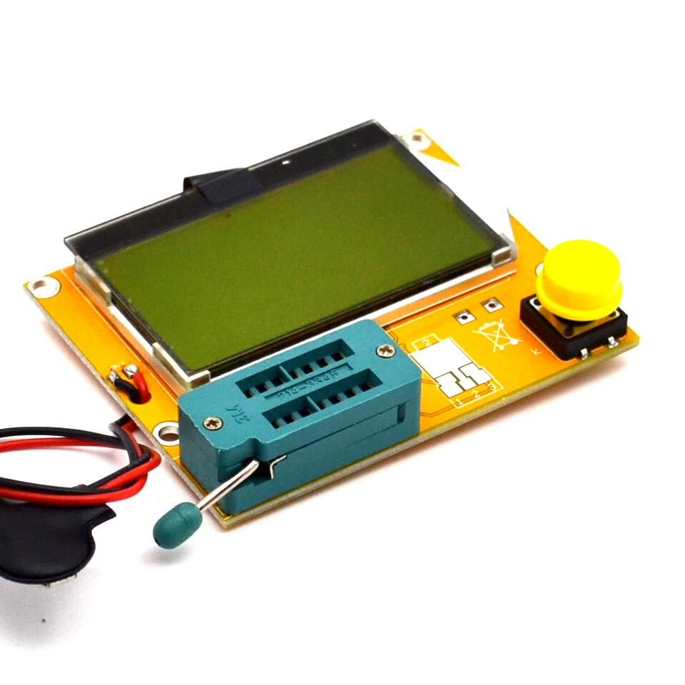 resistor SCR DIY LCR-T3 graphical multi-function tester capacitor inductance