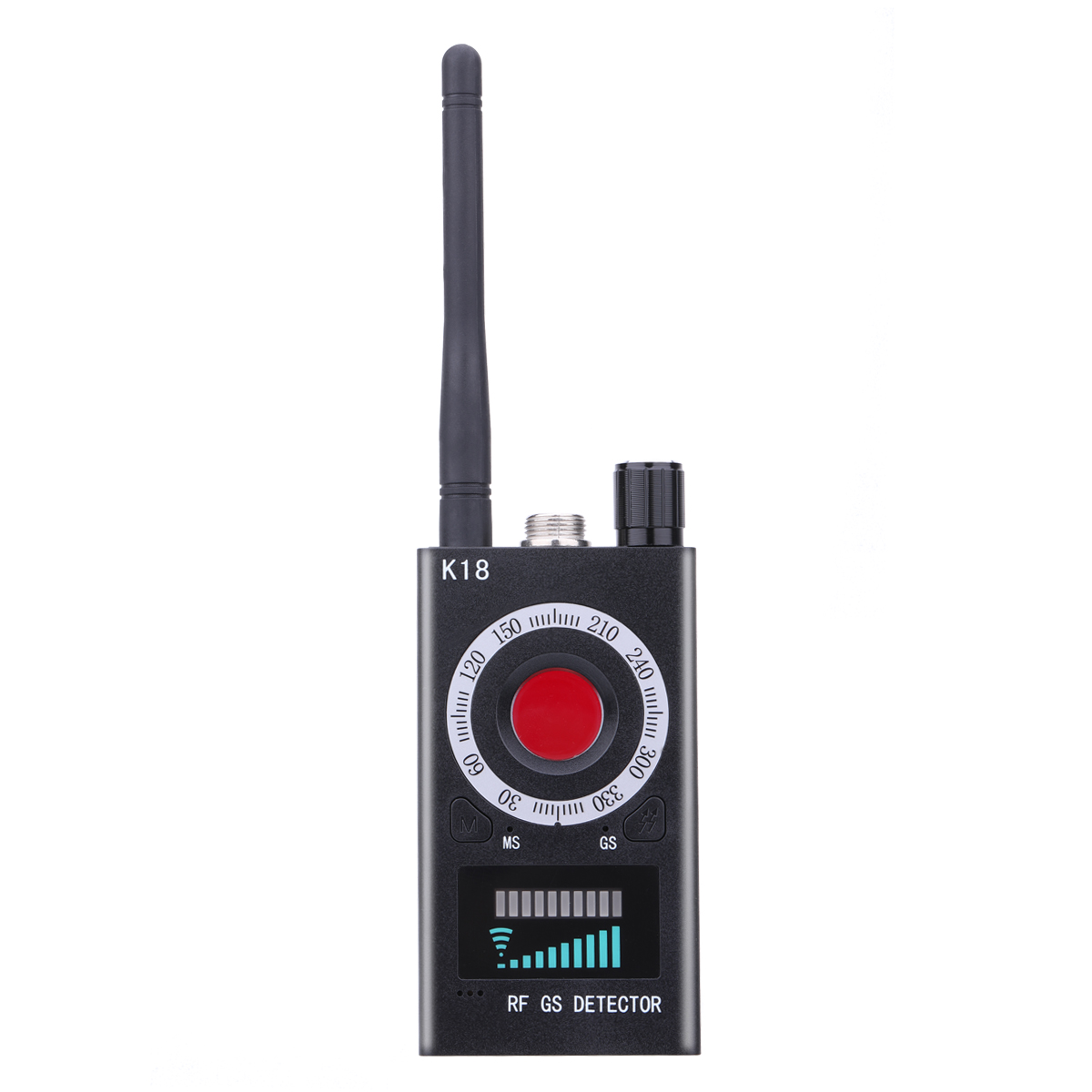 Details about For K18 Bug Anti-spy Detector Camera RF Signal GSM Audio Bug  Finder GPS Scan