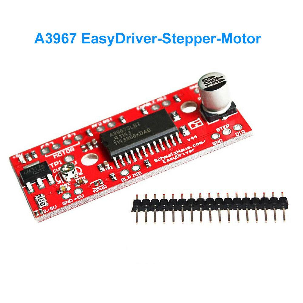 EasyDriver Stepper Motor Driver V44 Pilote pour moteur pas à pas