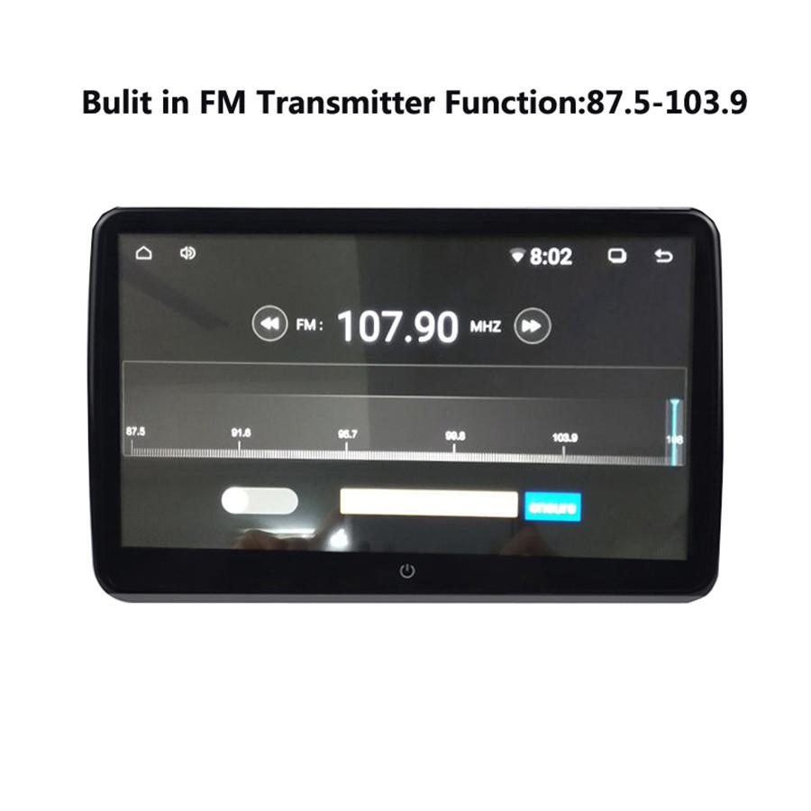 10 6 bluetooth wifi auto kopfst tze monitor touchscreen. Black Bedroom Furniture Sets. Home Design Ideas