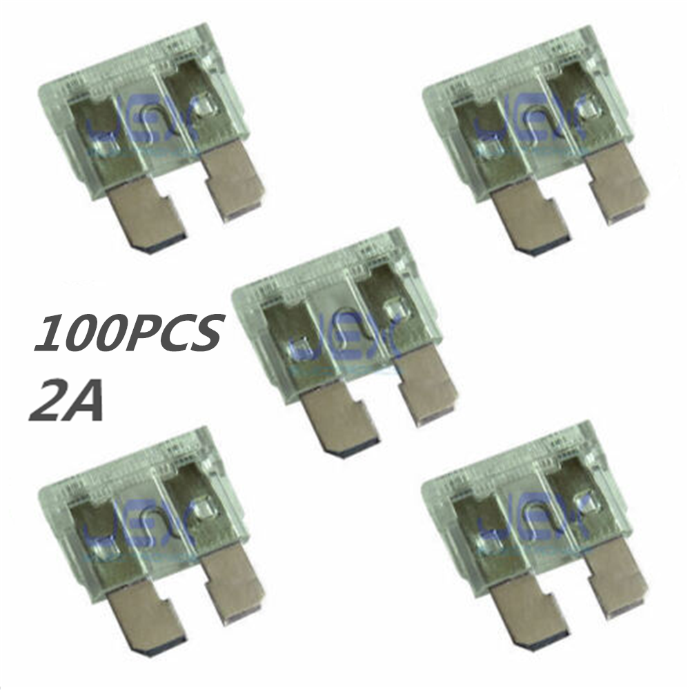 Auto 30PCS 30 Amp ATO Regular Fuse Blade Fuses For Car Boat Truck SUV Assorted