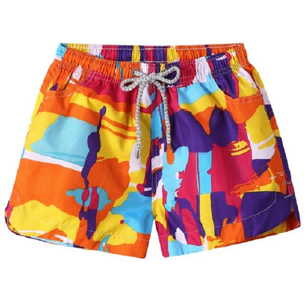 Short pants surf board trunks swiming mini summer beach Women/'s shorts swimsuit