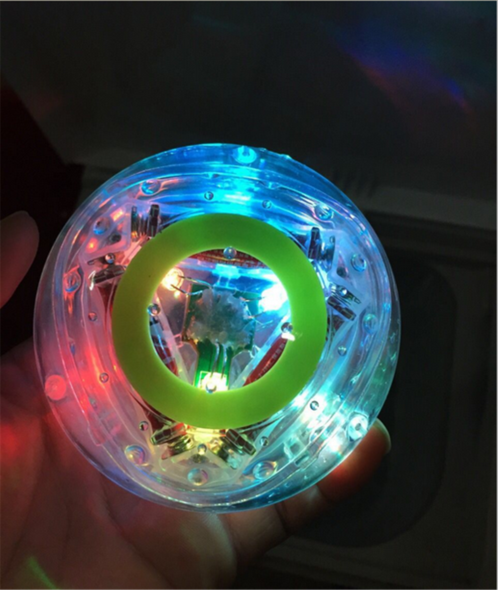 KIDS DISCO BATH LIGHT SHOW COLOUR LED LIGHT TOY PARTY IN THE TUB ...