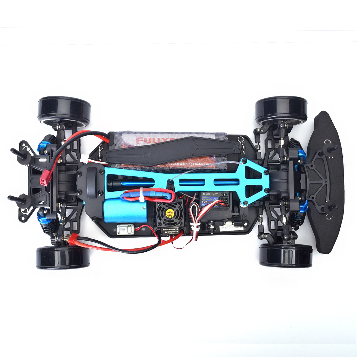 new hsp high speed rc 1 10 2 4ghz 4wd brushless drift car 94123pro with lipo us ebay. Black Bedroom Furniture Sets. Home Design Ideas