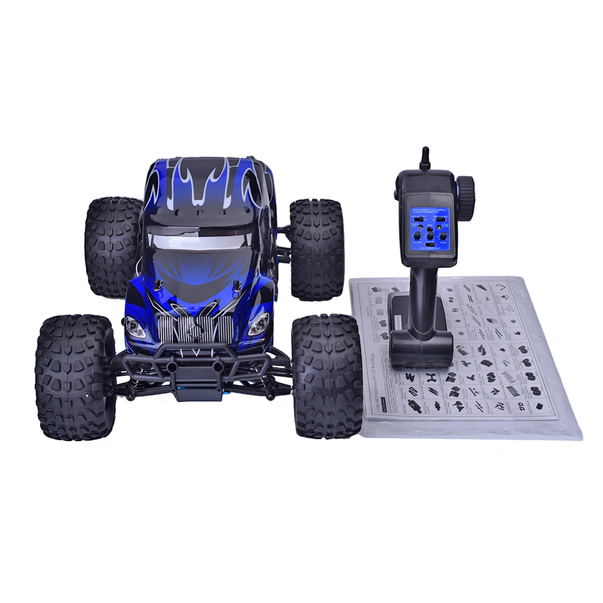 Hsp Rc Truck Nitro Gas Power Off Road Monster Truck 94188