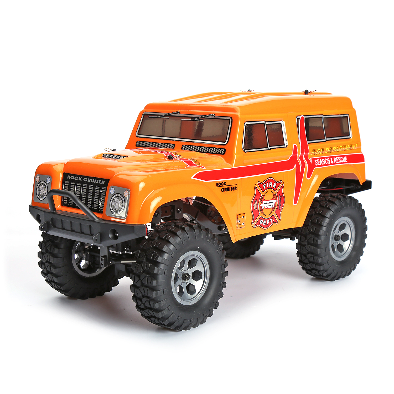 radio rc car 1 10 electric 4x4 4wd off road rock crawler cruiser climbing truck ebay. Black Bedroom Furniture Sets. Home Design Ideas