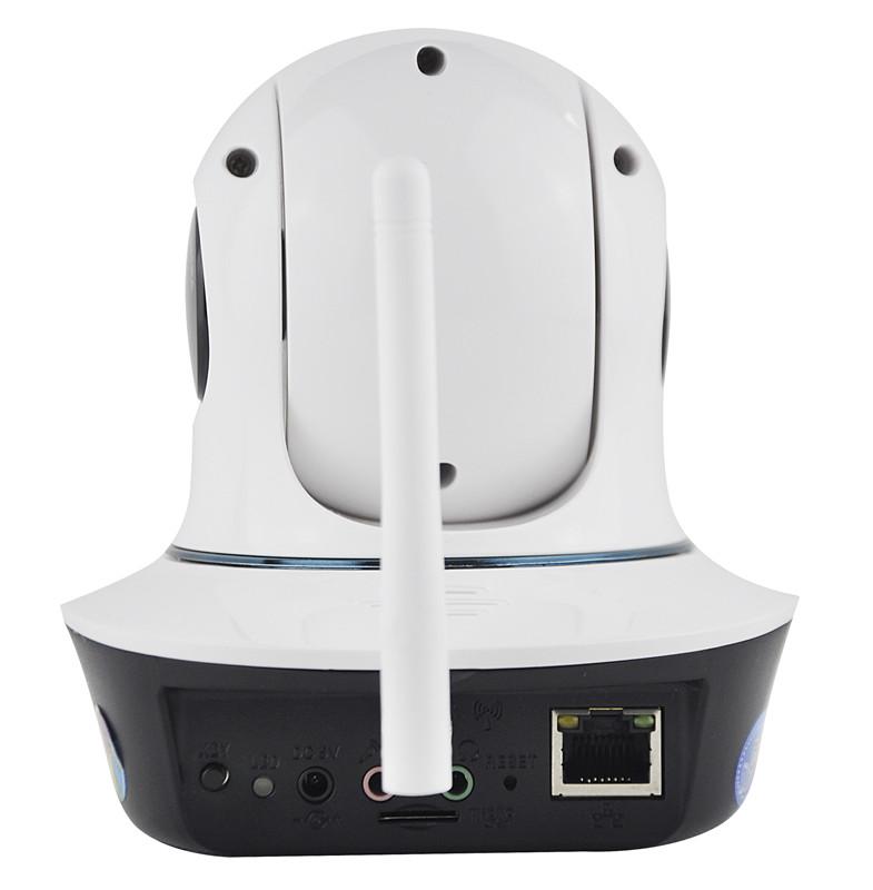 Wireless Wifi Webcam Tilt 720p Security Night Vision