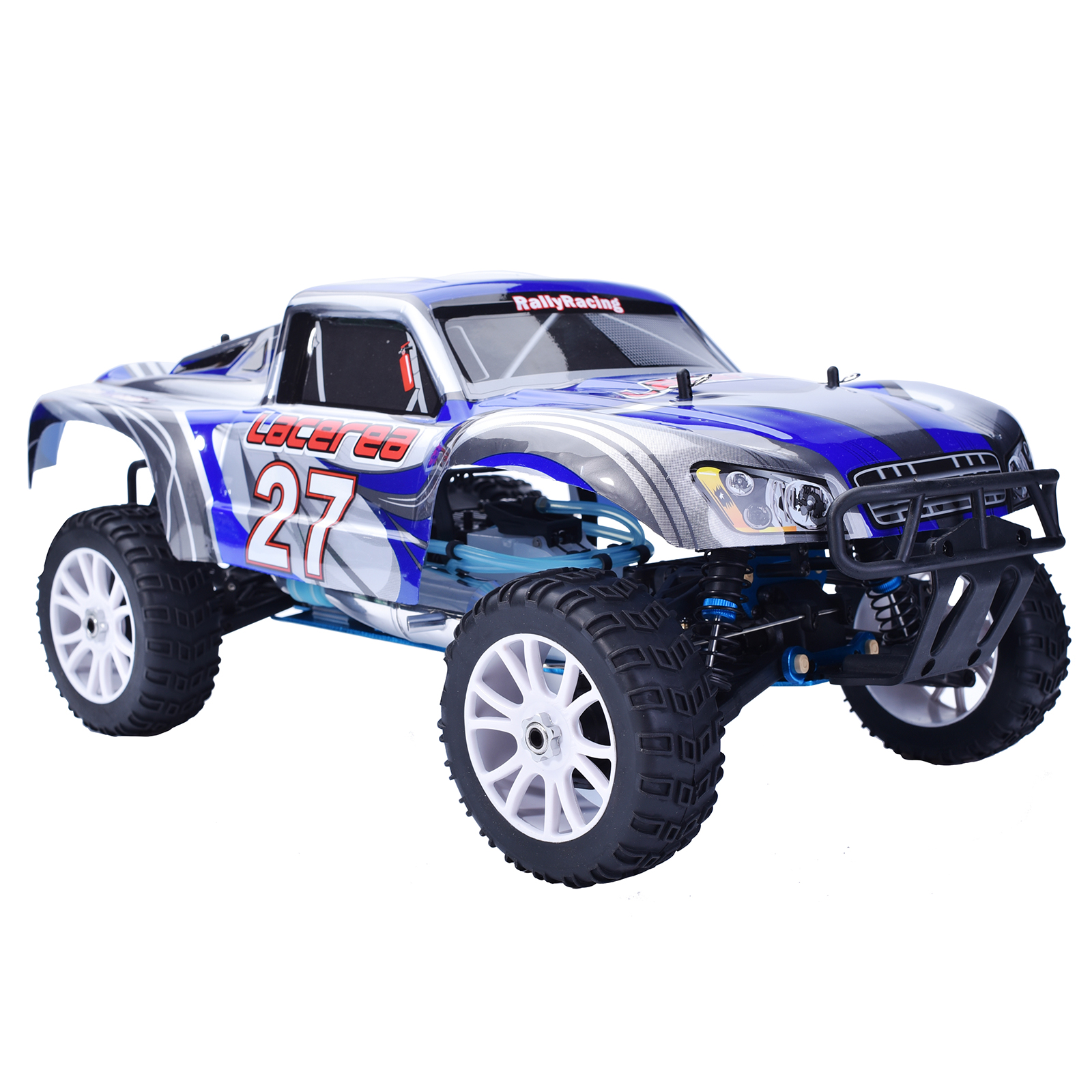 Hsp Rc Truck Nitro Gas Power Off Road Monster Truck 94188: HSP 2.4Ghz 1/8 RC Car Off Road Nitro Gas Short Course